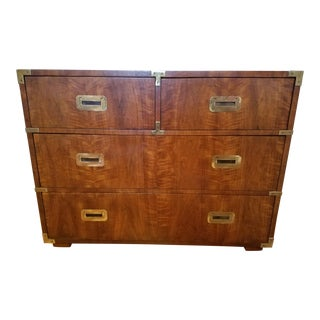 1970s Vintage Henredon Chest of Drawers For Sale