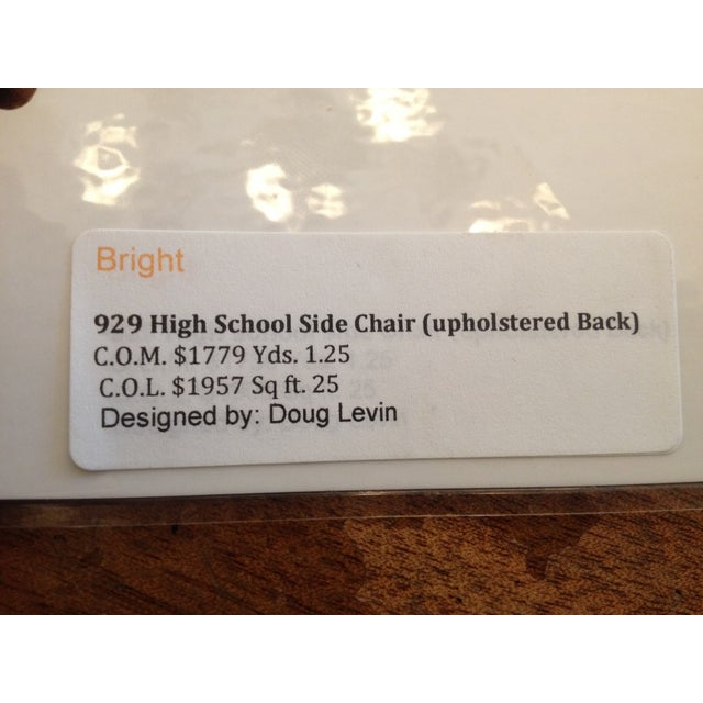 New 929 High School Side Chair - Image 8 of 9