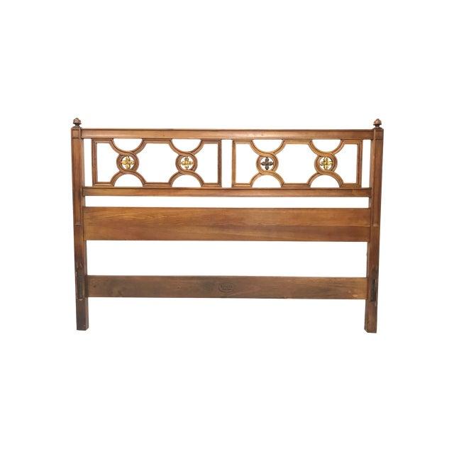 Kindel Furniture Belvedere Collection Full Bed Headboard - Image 1 of 5