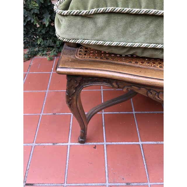 French Caned Chairs - a Pair For Sale - Image 11 of 12
