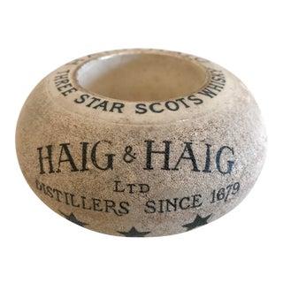 Haig & Haig Scotch Whisky Match Striker, 1910
