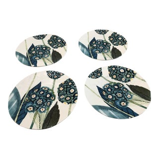 Anthropologie Michelle Morin Plates- Set of 4 For Sale