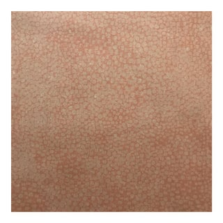 Osborne Little Pink Shagreen Cotton Fabric