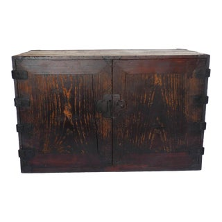 18th Century Japanese Chest of Drawers For Sale