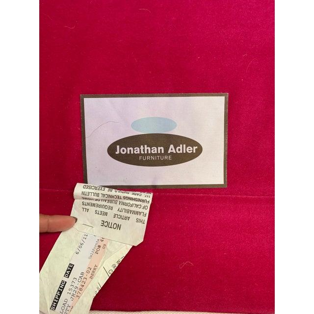 Jonathan Adler Modern Jonathan Adler Pink Children's Chair For Sale - Image 4 of 7