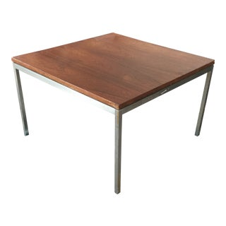 Mid-Century Modern Florence Knoll Side Table For Sale
