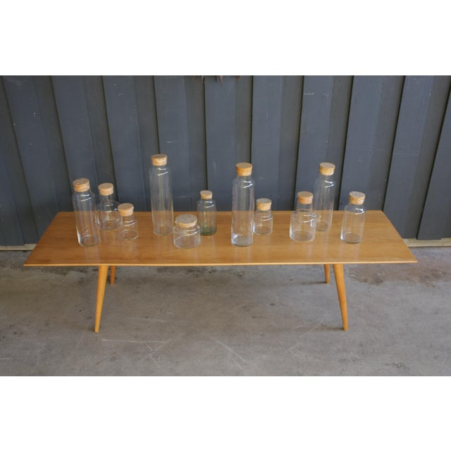 Tan 1950s Midcentury Paul McCobb Planner Group Coffee Table For Sale - Image 8 of 13