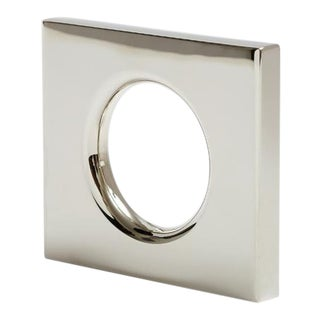 Nest Studio Collection Mod-1.5 Polished Nickel For Sale