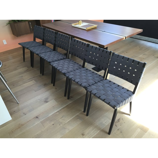 Jens Risom Dining Chairs - 6 - Image 2 of 10