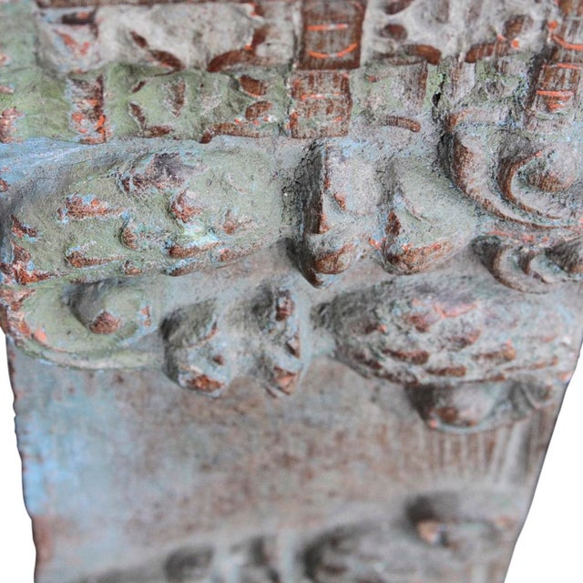 Antique Architectural Carved Panel - Image 2 of 4