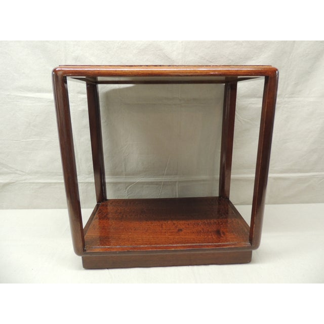 Mid-Century Modern Dunbar Side Table - Image 2 of 3
