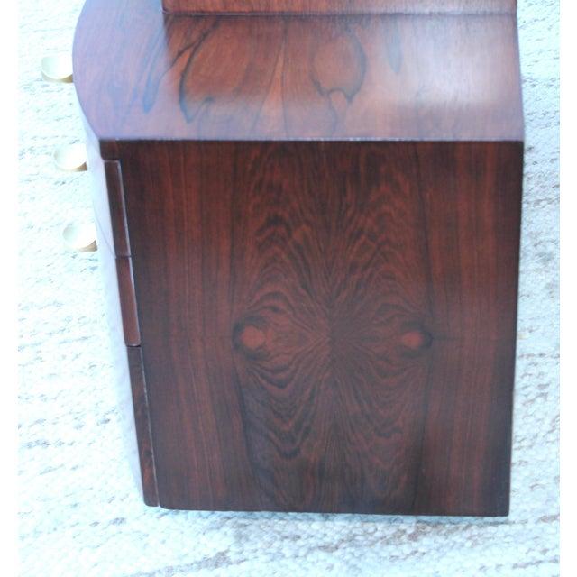 Gilbert Rohde for Herman Miller Rosewood Vanity For Sale - Image 9 of 13