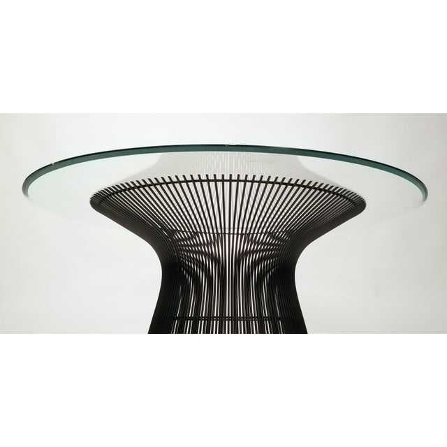 Knoll Early Warren Platner Bronze Coffee Table by Knoll, 1966 For Sale - Image 4 of 8