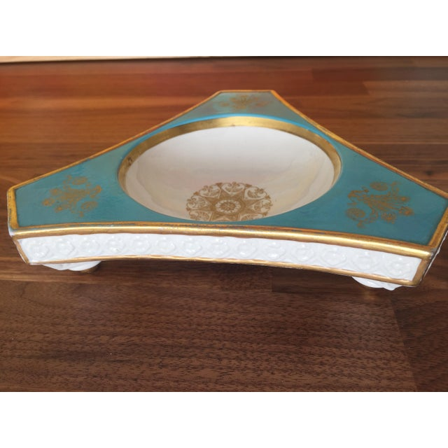 Vintage Mottahedeh Catchall Dish - Image 5 of 10