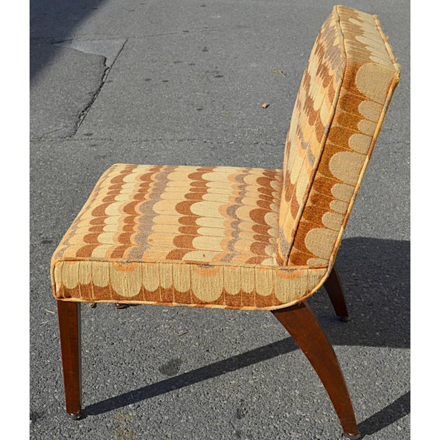Art Deco 1940s Gilbert Rohde for Herman Miller Dining Chairs - Set of 6 For Sale - Image 3 of 8
