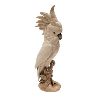 Royal Dux Cockatoo For Sale