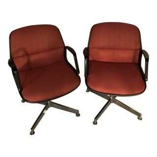 Mid-Century Modern Office Chairs - a Pair