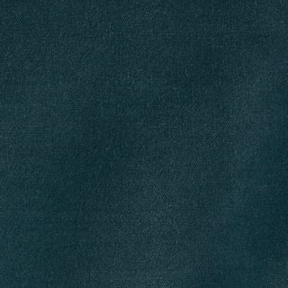 Schumacher Rocky Performance Velvet Fabric in Spruce For Sale