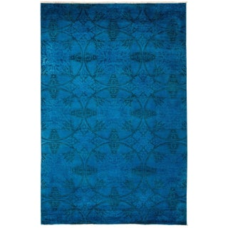 """Vibrance Hand Knotted Area Rug - 5'4"""" X 7'10"""""""