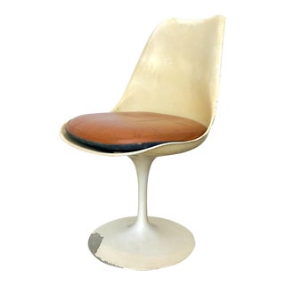 Vintage Knoll Tulip Chair For Sale