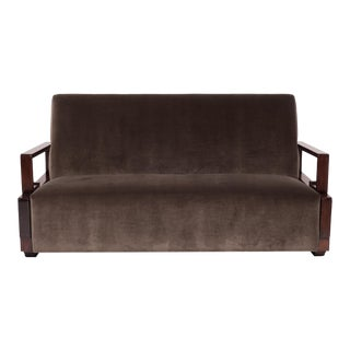 Chinese Art Deco Sofa For Sale