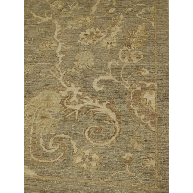 """Hand-Knotted Pakistan Rug - 3'5"""" x 4'10"""" - Image 2 of 10"""
