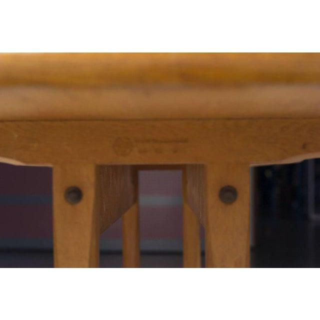 Shaker Table, C18 by Børge Mogensen For Sale - Image 6 of 10