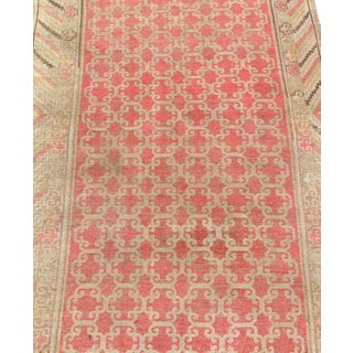 Early 20th Century Antique Khotan Handmade Rug - 4′6″ × 8′9″ - Size Cat. 5x8 6x9 Preview
