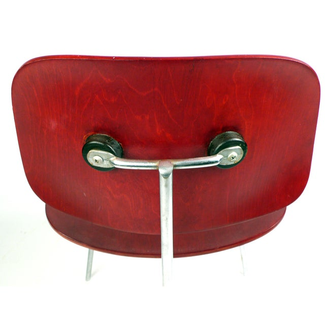 1950s Early Production DCM by Charles Eames For Sale - Image 5 of 6