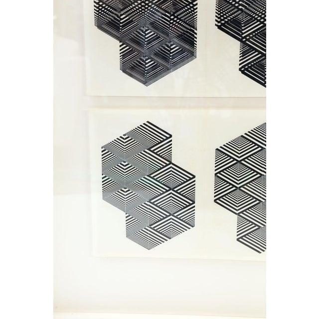 1970s Original Letterpress Prints For Sale - Image 5 of 12