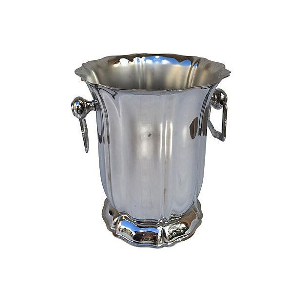 French Silver-Plate Champagne Bucket - Image 4 of 5