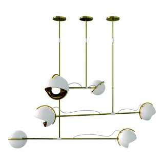 Laine Chandelier From Covet Paris For Sale
