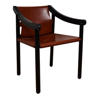 Modern Black and Red Cassina Chair