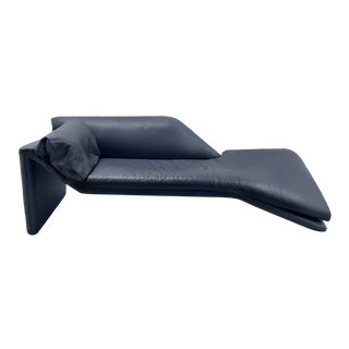 Modern 1980s 'Folded' Chaise Longue by Luigi Sormani For Sale