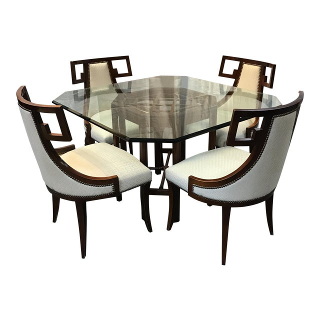 Baker Chinoiserie Dining Set - Image 1 of 11