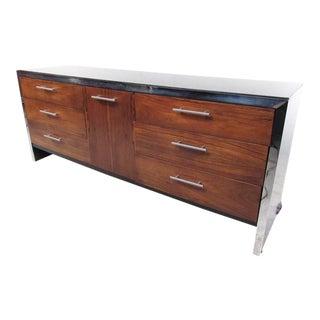 Vintage Rosewood Bedroom Dresser by Milo Baughman for John Stuart