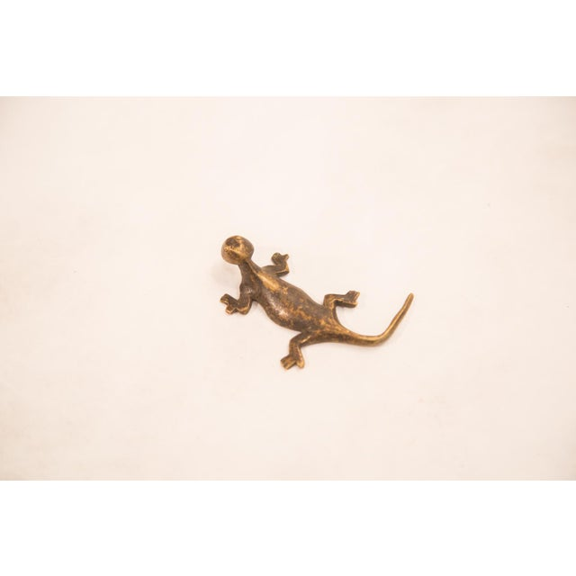 8 Geckos Vintage Bronze