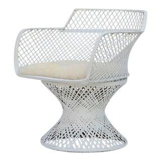 1960s Vintage Russell Woodard Spun Fiberglass Chair