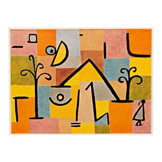 "1955 Paul Klee, ""Oriental-Sweet"" First Edition Lithograph For Sale"