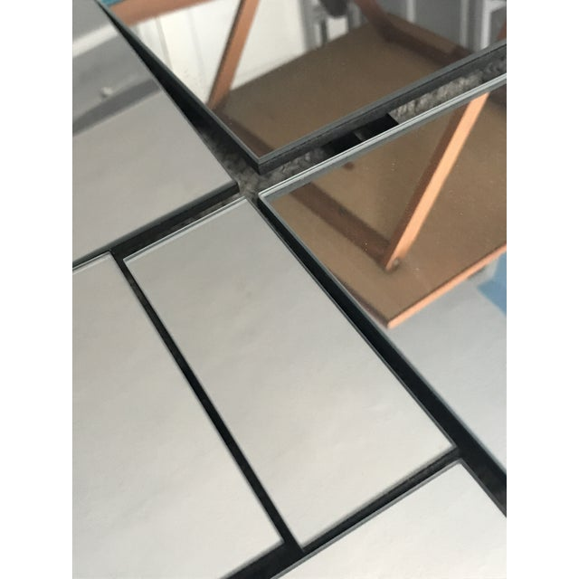 CB2 Cb2 Neal Small Slopes Style Mirror For Sale - Image 4 of 10