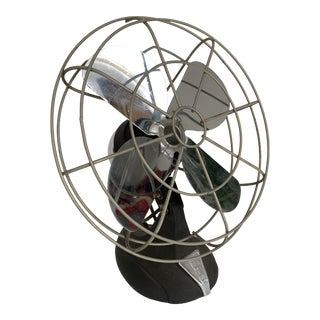 Vintage Mid Century Electric Fan For Sale