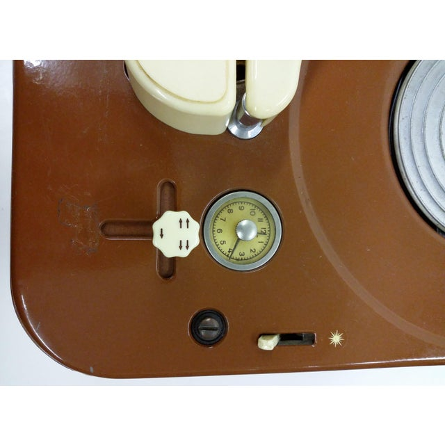 Vintage Collectible Tandberg Radiofabrikk Reel to Reel Tape Recorder For Sale - Image 5 of 10