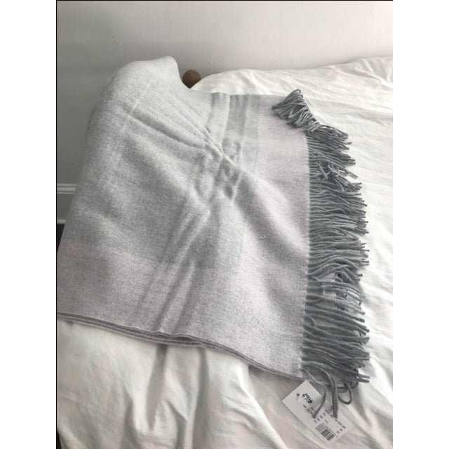 Frette Italian Fine Wool Throw - Image 9 of 11