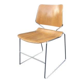 1970s Vintage Thomas Tolleson for Krueger Matrix Chair For Sale