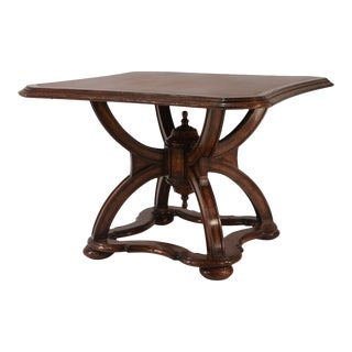 Gustav Carroll Etruscan Game Table For Sale
