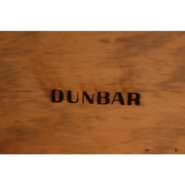 Edward Wormley for Dunbar Mahogany Tallboy Dresser - Image 8 of 9
