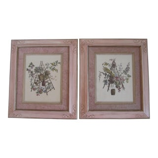 French Country Prints- A Pair