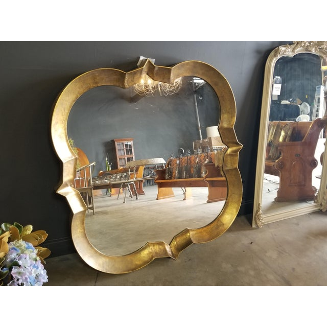 Large, decorative mirror from GJ Styles.