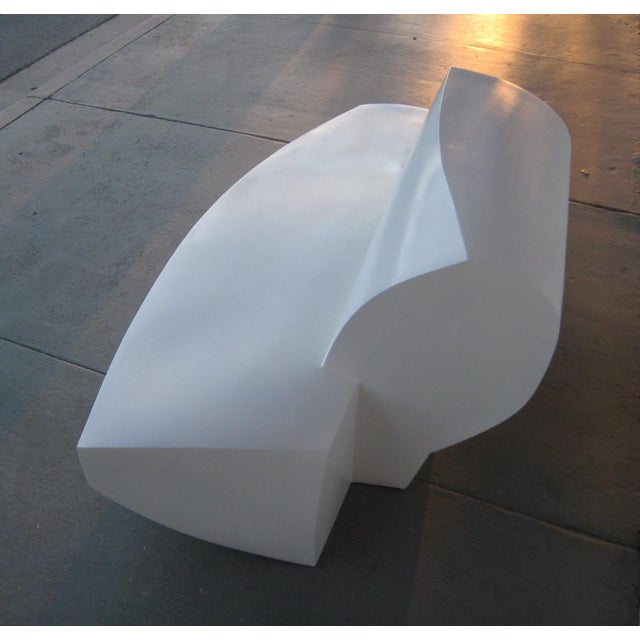 Frank Gehry Molded Plastic Sofa - Image 4 of 6