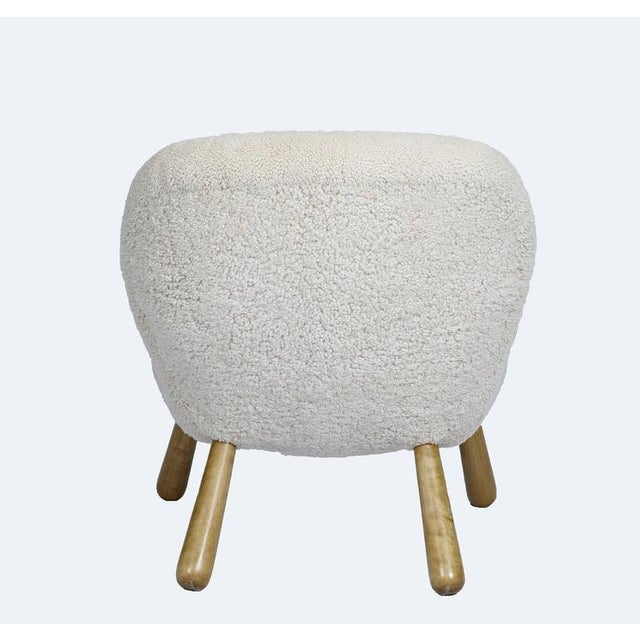 """Philip Arctander """"Clam"""" Chair For Sale In Los Angeles - Image 6 of 10"""